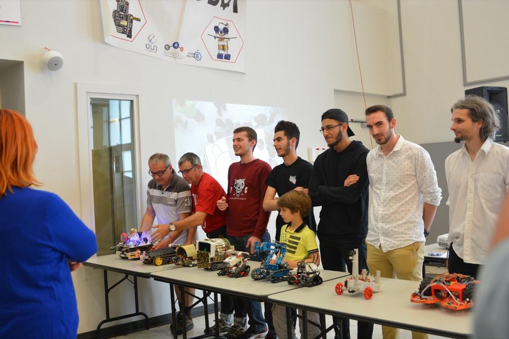 1- 3e édition de TechnoBot²