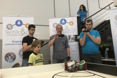 2- 3e édition de TechnoBot²