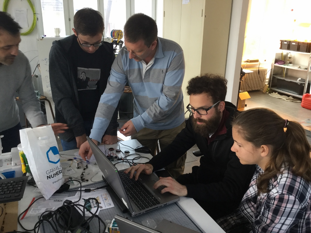 Hackathon 2017